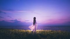 Hope for tomorrow (のの♪) Tags: dd dollfiedream biwako lake sunset