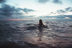 (Antony Bou) Tags: antony bou antonybou art photography leica kodak sea girl sunset ocean life freedom naked