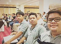 Philippine Cable Television Association Technical Seminar | Cable TV Fundamentals #PCTA  #TechnicalSeminar #BukidnonZ5Cable (zorilrock) Tags: instagramapp square squareformat iphoneography uploaded:by=instagram reyes