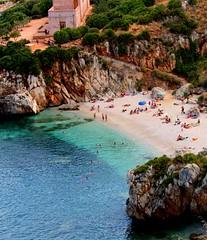 Italy - Sicily....Zingaro reserve (lucio_Kayak) Tags: italy sicily zingaroreserve