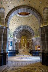 160727-09 Basilique de Ste-Anne-de-Beaupr (clamato39) Tags: basiliquesteannedebeaupr steannedebeaupr glise church religieux religion beaut beautiful interior inside richesse provincedequbec qubec canada