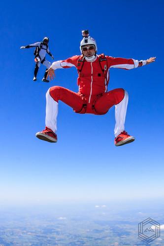 FreeFly head up jump