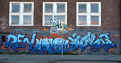 graffiti amsterdam (wojofoto) Tags: amsterdam graffiti streetart wojofoto wolfgangjosten nederland netherland holland ndsm