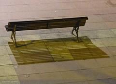 Licht und Schatten * Light and shadow * Luz y sombra *  .   P1150868-001 (maya.walti HK) Tags: 2015 250816 copyrightbymayawaltihk espaa flickr lichtundschatten lightandshadow luzysombra murciastadt panasoniclumixfz200 sitzbank spain spanien