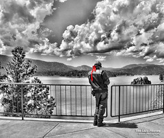 Aug 8 2016 - Cambo at Pactola Reservoir in the Black Hills of SD (lazy_photog) Tags: lazy photog elliott photogrpahy black hills south dakota pactola iron mountain road tunnels harley davidson motorcycles 080816sturgisdaythree