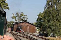 Radeburg (rikawaechter) Tags: dampflock bahnhof alt reisen urlaub sehenswrdigkeit