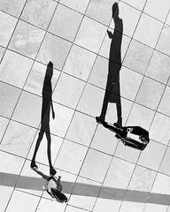 encounter. #Berlin (jnicht) Tags: berlin lichtundschatten shadowplay shadow