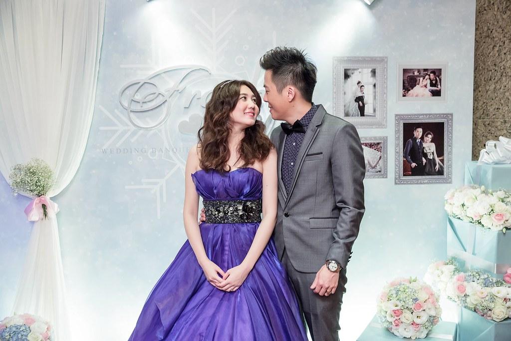 107台北遠企飯店婚禮紀錄