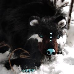 Last Winter (2016) (tangy_melon) Tags: artdoll creaturesofnat snow outdoors