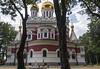 Iglesia de estilo ruso - trasera (manolovega) Tags: manolovega canon canon40d eos40d bulgaria shipka iglesia rusa