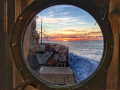 Cutter Sequoia Western, Central Pacific fisheries deployment (Coast Guard News) Tags: 225 d14 sequoia underway westernpacific wlb pacificocean