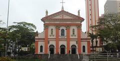 Igreja Matriz So Bernardo (PortalJornalismoESPM.SP) Tags: igrejamatriz sobernardo chuva dadomotta