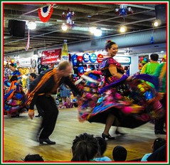 Culture in Motion 2 (photo.po) Tags: tx marketsquare performers dancing people tourist culture mexicanculture