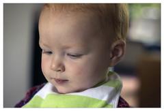 Wat eten we vandaag (jneefjes) Tags: sam eating child helios boy jongen serieus lief