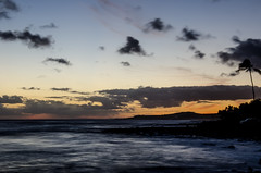 Last Sunset (wrgenec) Tags: sheraton hawaii kauai outdoor night sky sunset evening