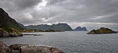 Hamn i Senja 6c (Bilderschreiber) Tags: norge nowegen norway hamn senja coast kste fels rock stein stone mountains berge landscape landschaft scandinavia skandinavien