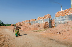A Brick Field Worker... (_MaK_) Tags: street brick people worker brickfield candid documentary construction bangladesh