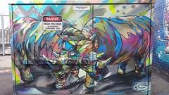 Cruel... (colourourcity) Tags: cruel cezarystulgis rhino colourourcity melbourne streetart