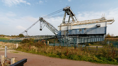 Oddball (WildAngle) Tags: st aidans national coal board machine bucyrus erie