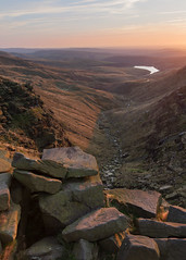 Kinder Downfall (Paul Newcombe) Tags: peakdistrict kinderscout derbyshire kinderreservoir england peaks nationalpark landscape portrait waterfall uk british paulnewcombephotography hills mountain sunset cnaon1635f4l 2016 september