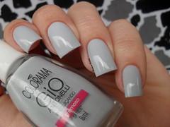 Colorama - Preguiando (Barbara Nichols (Babi)) Tags: colorama preguiando cinza gray graynailpolish nails mos unhas esmaltes nailpolish