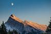Atardecer en Banff (robertopastor) Tags: américa canada canadianrockiesmountain canadá fuji montañasrocosas robertopastor viaje xt1 xf100400 atardecer banff
