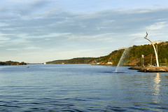 Nacka strand - Carl Milles (Anders Sellin) Tags: batic skrgrd sverige sweden vatten sea stockholm stersjn