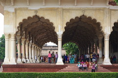 Diwan-i-Aam (Badly Drawn Dad) Tags: agra geo:lat=2717831165 geo:lon=7802263652 geotagged ind india uttarpradesh 16thcentury agrafort