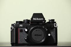 legendary (zumponer) Tags: 1980 film slr cameraporn camera nikonf3 f3 nikon