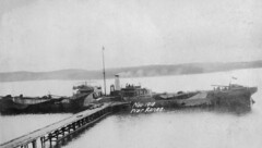 Imperial Oil's Imperoyal Refinery, Dartmouth, War Ranee 1918 (vboudreau2016) Tags: war ranee 1918 dartmouth oil refinery waterfront