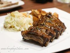 IMG_7865 (Chris & Christine (broughtup2share.com)) Tags: cerdito pork puchong desserts burger iberico ribs