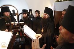 34. Church service in Svyatogorsk / Богослужение в храме г.Святогорска 09.10.2016