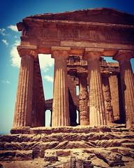 Valli dei Templi, Agrigento, Sicily, Italy #travel #history #sicily #italy #greek #architecture (dewelch) Tags: ifttt instagram valli dei templi agrigento sicily italy travel history greek architecture