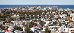 Reykjavk, Iceland (maxunterwegs) Tags: cityscape iceland island islande islandia islndia microsoftice pano panorama reykjavik reykjavk stitch stitched islndia reykjavk hfuborgarsvi