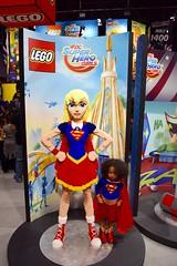 DSC_0569 (Randsom) Tags: nycc 2016 newyorkcomiccon nycomiccon javitscenter october nyc newyorkcity cosplay costume fun comicbooks comicconvention dccomics heroine superheroine lego supergirl child female