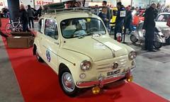 Fiat 600 D 1961 (LorenzoSSC) Tags: fiat 600 d 1961