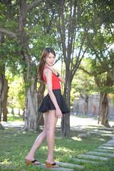 Irene () Tags: 2016             taiwan taipei portrait glamour model girl female irene lin outdoor tamron a007