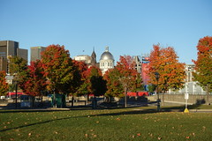 Dome of Bonsecours Market @ Old Port @ Ville-Marie @ Montreal (*_*) Tags: montreal mtl canada quebec northamerica 2016 autumn fall october city sunny morning villemarie automne vieuxport oldport port