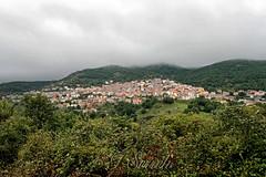 Cielo grigio sopra Gavoi (Franco Serreli) Tags: sardegna sardinia paesaggisardi panoramisardi panorami gavoi paese paesieborghidisardegna barbagia