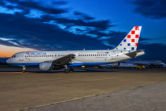 PERO4336 (Petar Meznarek) Tags: zagreb zag pleso ctn croatia airport airlines aerodrom airbus velika gorica mzlz zrakoplovstvo zlz