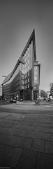 Hamburg Chilehaus 5 b&w (rainerneumann831) Tags: hamburg chilehaus lookup blackwhite linien architektur