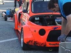 bike-engine powered Fiat 500 (regular carspotting) Tags: fiat 500 proto bike bikeengine prototipo racecar