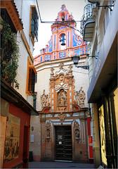 Capilla de San Jose, Sevilla, Andalucia, Espana (claude lina) Tags: claudelina espana spain espagne andalucia andalousie ville city town sevilla sville architecture chapelle capilladesanjos