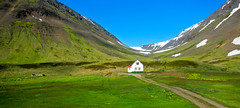 Icelandic home (kimbar/very busy, in and out) Tags: mountains iceland farm explore dreamphoto ijsafjurdur