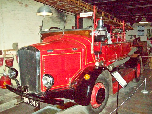 177 Dennis Ace Fire Engine (1937)
