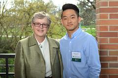Photo representing Spring 2013 President's Graduate Reception