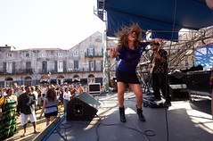 DSB_FQF13_Sun_Old US Mint_Ford World_Higher Heights_Audience member gets crunked 2