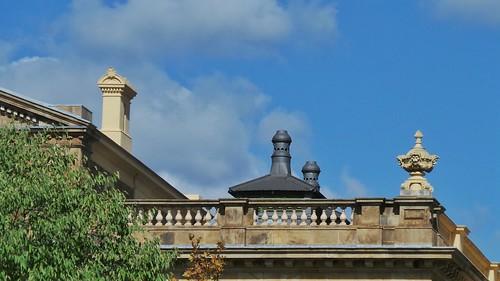 Supreme Court Balcony