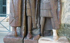 Tetrarchs, lower half