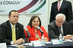 Acude Director de CONAGUA al Senado
